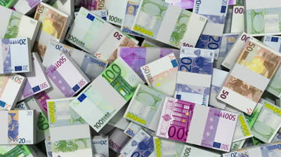 stock-footage-money-background-euro-loop-able-d-animation