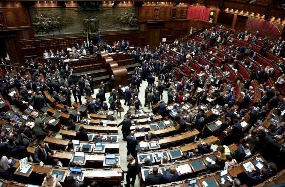 Parlament italia