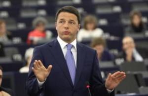 Renzi premier italian