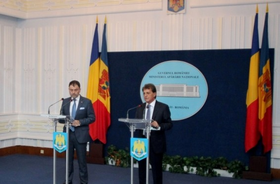 Moldova-romania batalion mixt al pacii
