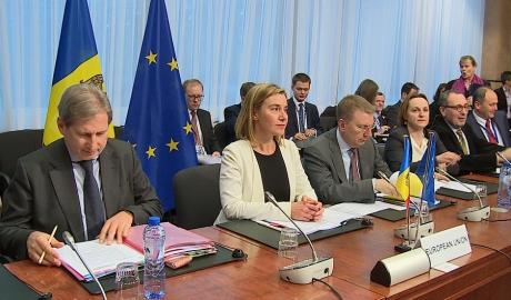 Consiliul de Asociere RM-UE