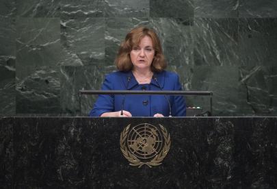 Gherman la ONU