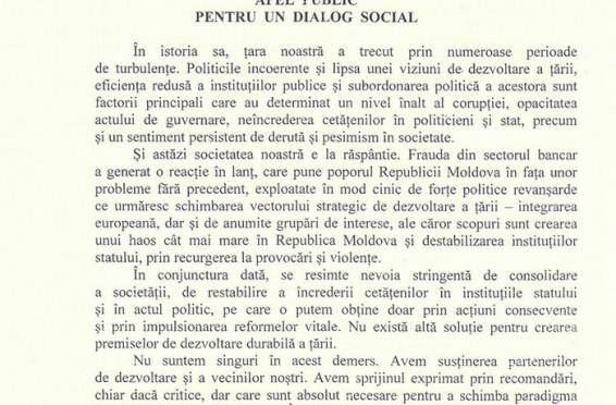 Pact Social -apel 1