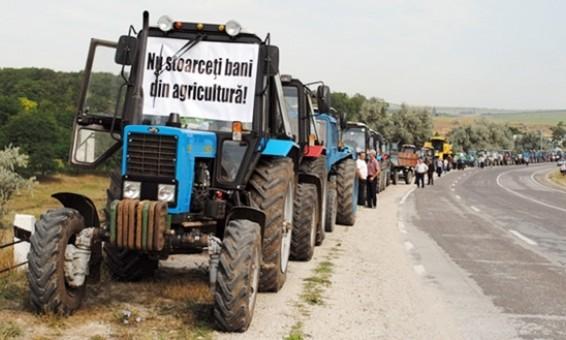 Proteste agricultori