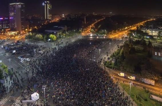 Bucuresti proteste 2015