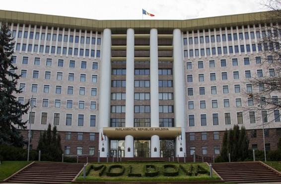 Moldova Parlament