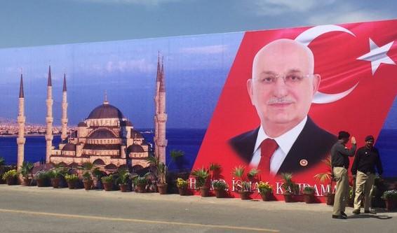Turcia constitutie islamica