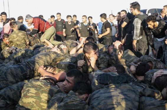 Turcia lovitura de stat