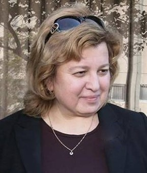 Ambassador Gabriela Moraru