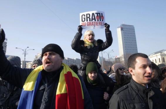 Proteste Bucuresti ONG
