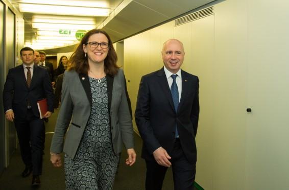 Cecilia Malmström Filip