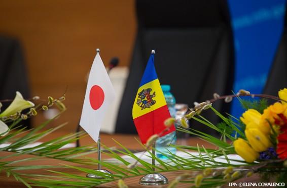 Japonia Moldova