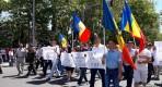 Proteste la Chisinau