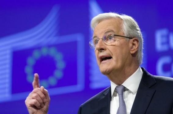 Negociatorul-șef al UE pentru Brexit, Michel Barnier