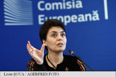 Angela Cristea Comisia Europeana repr Romania