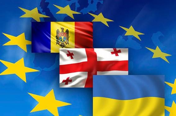 Ucraina, Georgia, Moldova