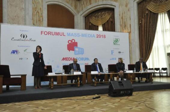 Forum mass-media 2018