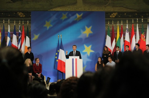 Macron-Sorbonna