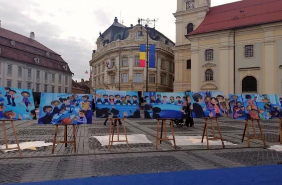 Sibiu Ziua Europei