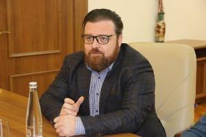 Denis Cernomoreț, manager proiect PEDAM